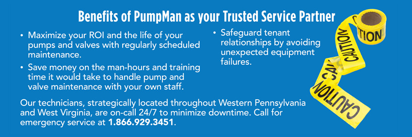 Benefits of PumpMan as your Trusted Service Partner